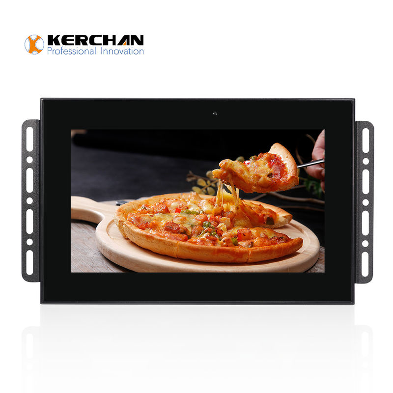 Shopping Mall Capacitive LCD Display / Open Frame Custom LCD Screen